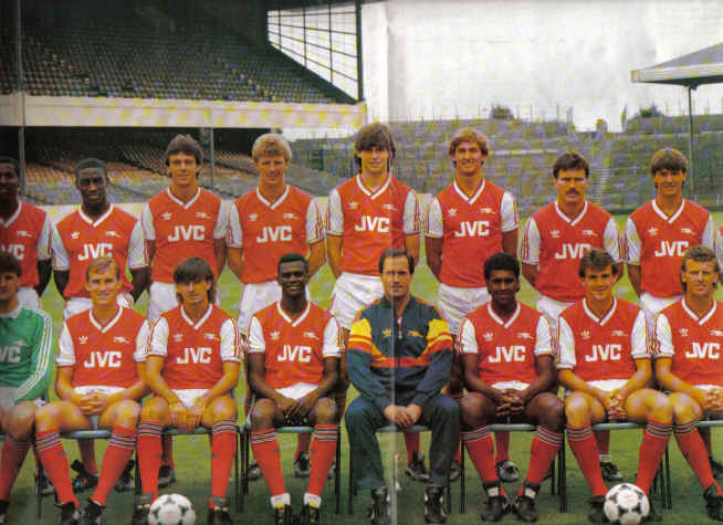 Arsenal Do You Remember The First Time