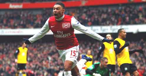 Gervinho (£10.6m) and the Ox (£12m) were bought in return. Despite the fact that Gervinho and the Ox are playing their first season in the PL, ...