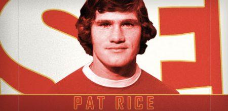 Pat Rice, Gooner through and through Pat-rice-legend
