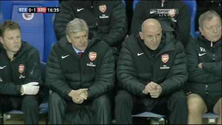 wenger and bould