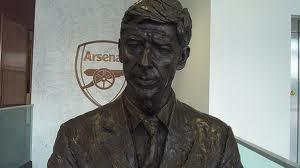 Arsene Wenger Bust