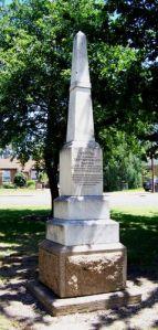 A modest monument