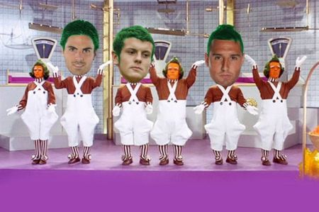 Oompa loopmas