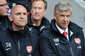 Steve Bould tight lipped