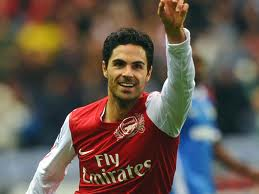Arteta captain