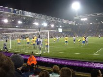 Taken from the away end by chas