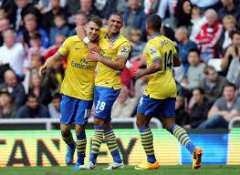 Ramsey scores v sunderland