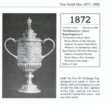 Original FA Cup 1872 - No.10 001