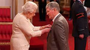 Pat Rice & The Queen (1)