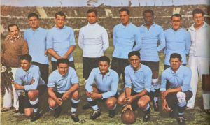 world-champion-1930-uruguay-with-the-famous-t-model-ball-1366282901