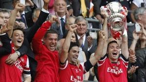 Vermaelen FA Cup