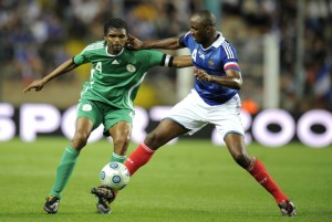 FOOTBALL/FRIENDLY GAME/FRANCE v NIGERIA