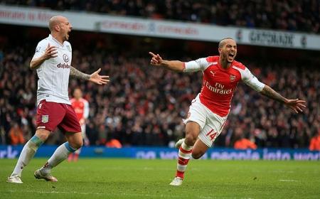 SOCCER Arsenal