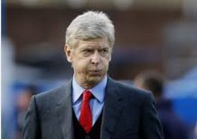 Arsene puffing cheeks