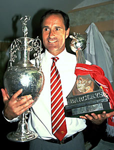 GeorgeGraham_Double Trophy's