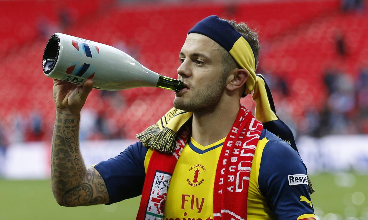 Some Good Advice for Jack Wilshere
