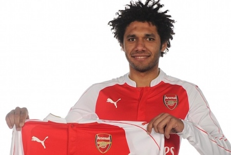 Elneny-Arsenal
