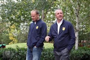 Bergkamp & cruyff
